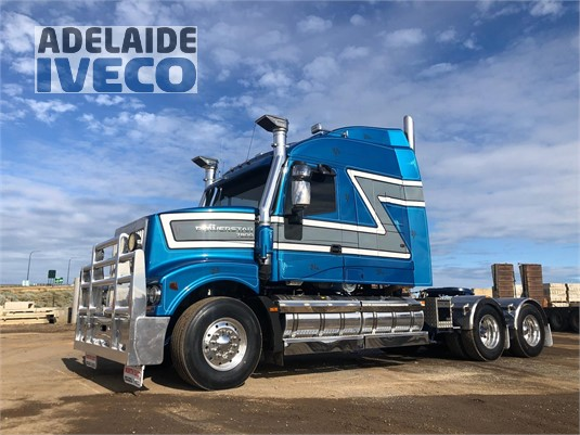 2015 Iveco Powerstar 7800 Adelaide Iveco - Trucks for Sale