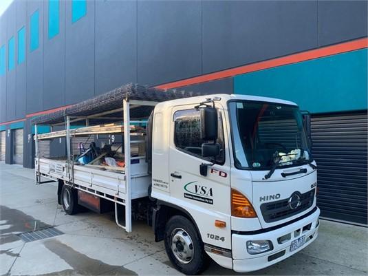 2010 Hino 1024 FD - Trucks for Sale