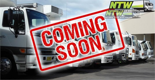 2013 Hino FC1022 National Truck Wholesalers Pty Ltd - Trucks for Sale