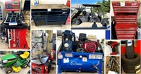 Hugen Tire & Repair Auction Online