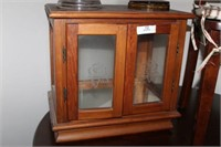 Two-Door Display Cabinet