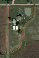 House, barns & Acreage - Dave Reed Moving Auction