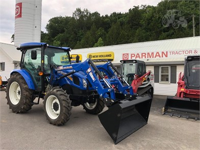 New Holland Tractors For Sale In Knoxville Tennessee 33