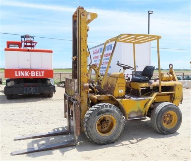 Baker Forklifts Auction Results 34 Listings Liftstoday Com