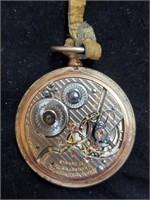 Antique Hamilton Wadsworth Special Pocket Watch