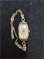 Vintage Ladies Gruen Wrist Watch