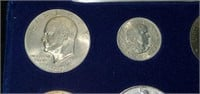100 Years of American Silver Dollars with COA