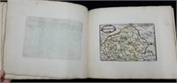 Antique Atlas of Gallia, Hispania, & Corragallia