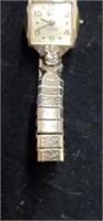 Vintage 14k Gold Tyrrell Ladies' Watch