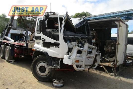 1999 Isuzu FVZ Just Jap Truck Spares - Wrecking for Sale