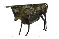 PABLO PICASSO INSPIRED ABSTRACT BULL STATUE