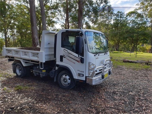 2017 Isuzu NPR 55 155 SWB - Trucks for Sale