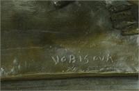 VOBISOVA GORGEOUS FEMALE GORILLA FIGURE