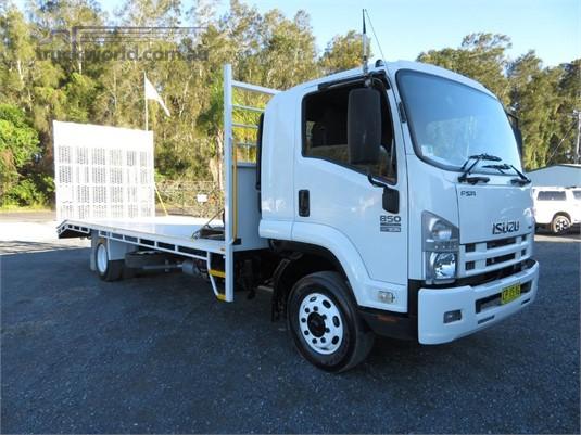 2015 Isuzu FSR 850 Long Premium AMT - Trucks for Sale