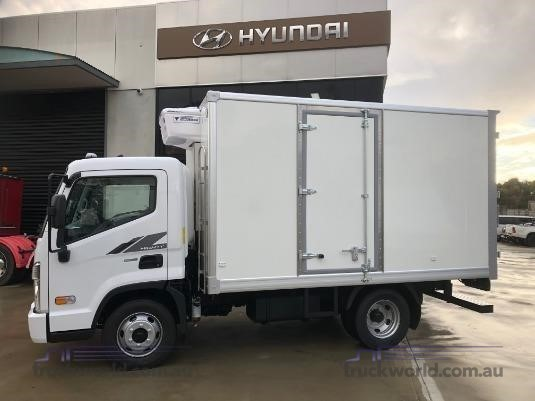 2020 Hyundai Mighty EX6 MWB Factory Chiller Adelaide Quality Trucks & AD Hyundai Commercial Vehicles - Trucks for Sale