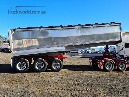 2015 Tefco Tipper Trailer - Trailers for Sale