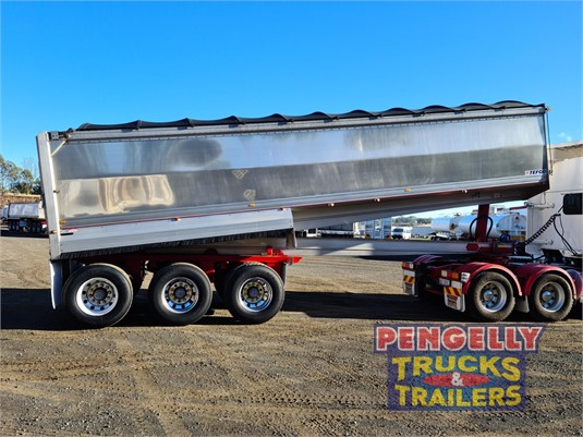 2015 Tefco Tipper Trailer Pengelly Truck & Trailer Sales & Service - Trailers for Sale
