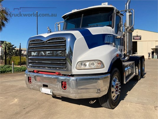 2008 Mack Granite Adelaide Truck Sales - Trucks for Sale