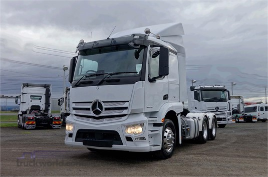 2017 Mercedes Benz Actros 2646  - Trucks for Sale