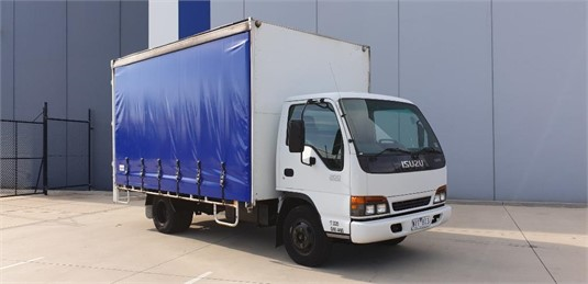 2000 Isuzu NPR 200 - Trucks for Sale