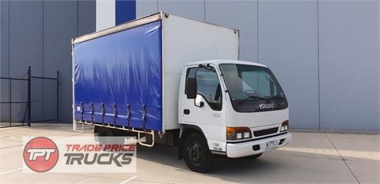 2000 Isuzu NPR 200 Trade Price Trucks - Trucks for Sale