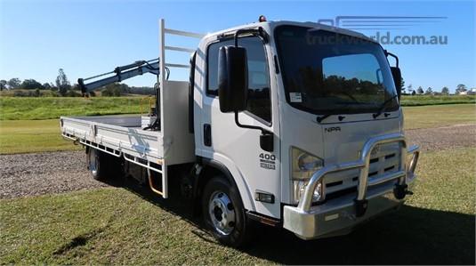 2013 Isuzu NPR 400 Long - Trucks for Sale