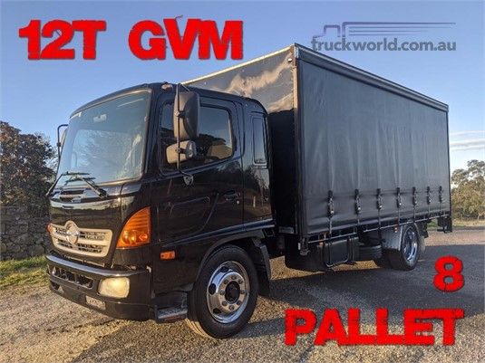 2008 Hino GD Southern Star Truck Centre Pty Ltd - Trucks for Sale
