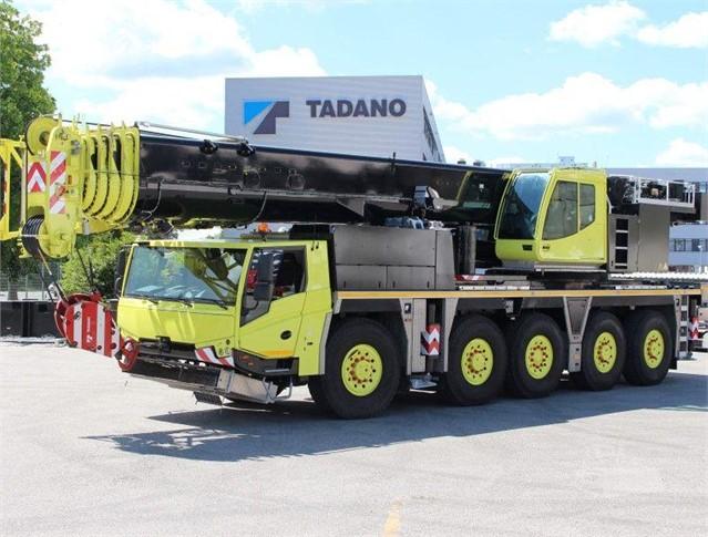 2016 TADANO ATF 130G-5 at used.demagmobilecranes.com