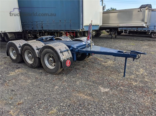 2000 Convair Dolly Wheellink - Trailers for Sale