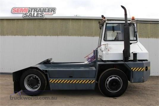 2002 Sisu Tugmaster - Trucks for Sale