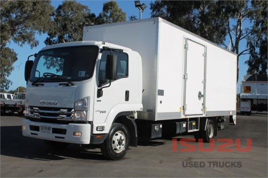 2017 Isuzu FRR 110 260 Used Isuzu Trucks - Trucks for Sale