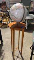Globe On Stand 13x35