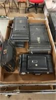 10 Vintage Kodak Folding And Box Cameras