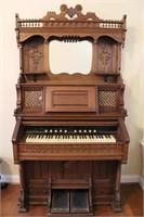 Antique Eastlake Organ