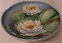 C Howard Hand Painted Bowl