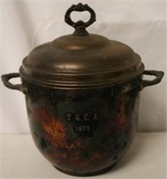 Sheradon silver plated Ice Bucket