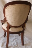 Cream Upholstered Chairs