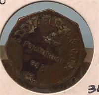 Mon. July 13th 400+ Lot Collector Coin & Paper Online Only