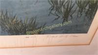 2 Framed Prints, Robert Verity Clem