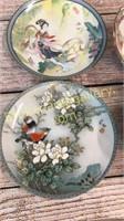 5 Pieces Asian Porcelain