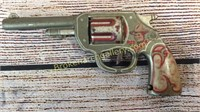 Coins, Pearls, Red Ranger Clicker Gun