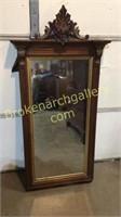 Classical Mahogany Mirror