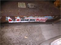 3pt. Bush Hog Rebel 5' Brush Mower