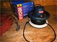 """10"""" buffer & 2 power cords"""