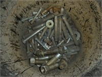 Hardware, Bolts & cement anchors