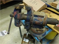 120mm Bench Vice w/ Pipe Teeth