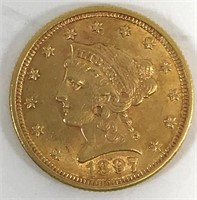 Gold Coin Auction Closing July 9th at 9am