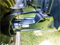 2012 Case-IH Magnum 260, MFW duals