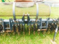 Yetter mod. 3415, 15' 3pt. rotary hoe