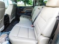 2017 GMC Sierra SLT crew cab pickup, Z71 package